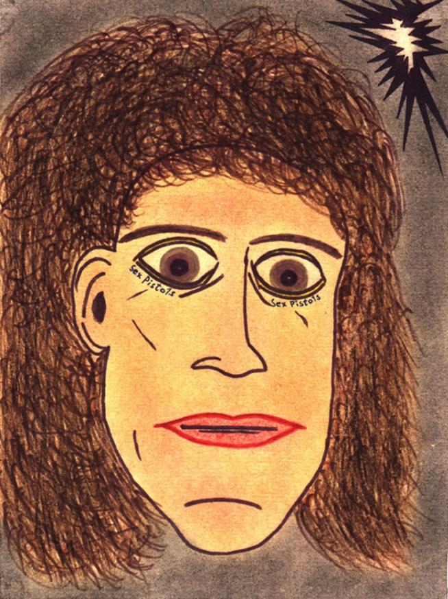 Johnny Rotten 1983