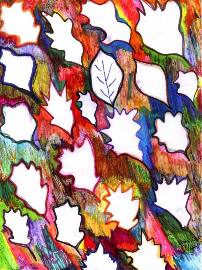 """""""Autumn"""" 2003 (30x20 cm)"""