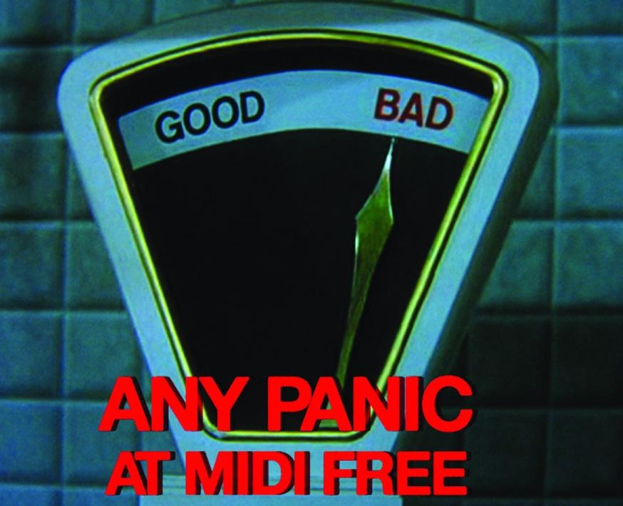 """""""Any Panic At Midi Free"""" 2008"""