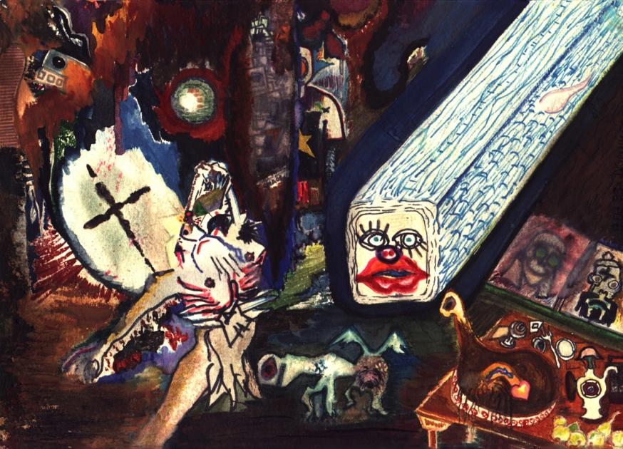 God's Suicide 1995