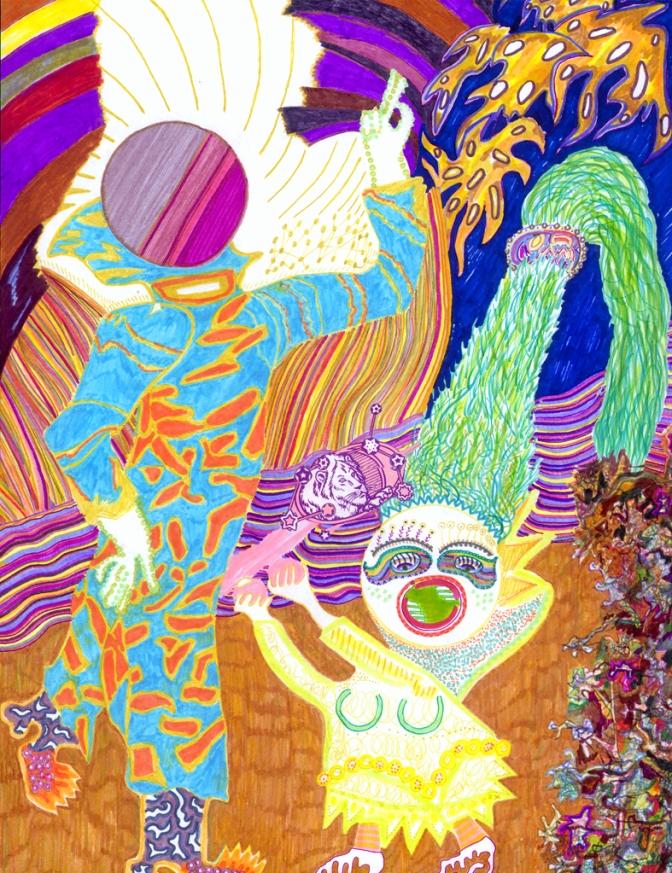 """Jah & Girl"" 2003"