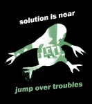 """Jump Over Troubles"" 2009"