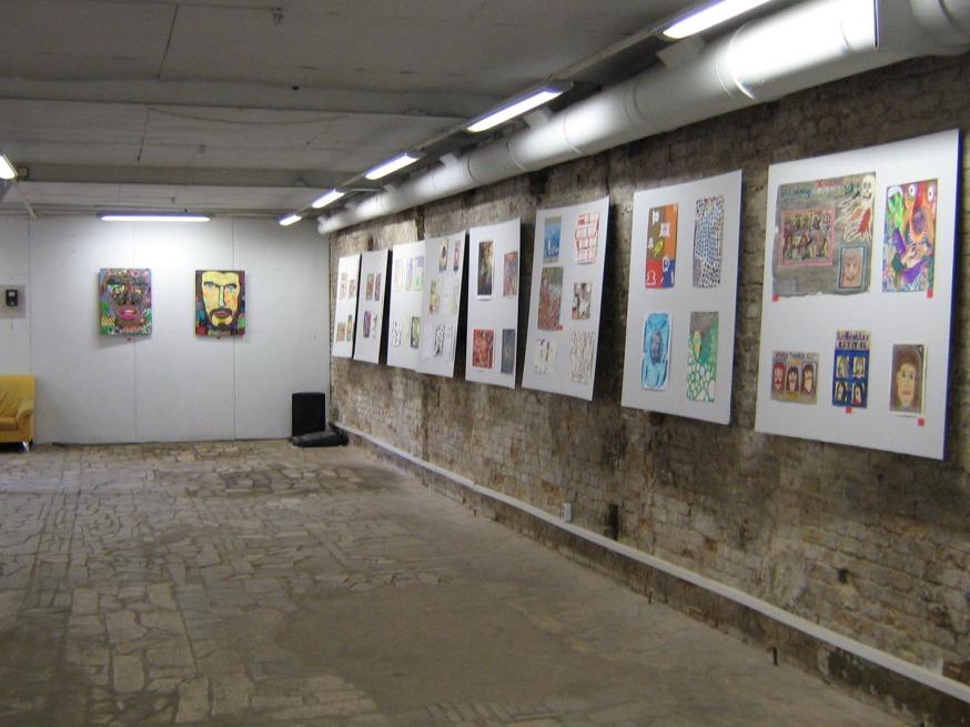 Zeh gallery, Kyiv 2007