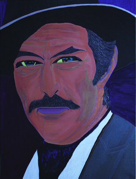 Lee Van Cleef. Angel Eyes. The Bad 2013