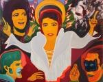 Tom Jones, Engelbert Humperdinck and Frank Sinatra enthrone Elvis Presley 2016